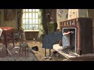 Новый мультфильм. Шерлок Холмс и чёрные человечки 1 - 6 серии