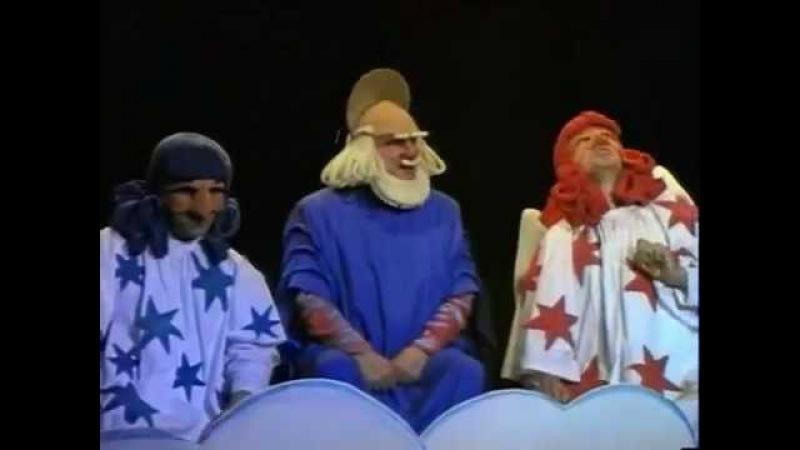 Театр кукол образцова божественная комедия