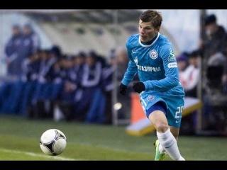 Andrey Arshavin ● Zenit St. Petersburg - 2013-2014 - Goals & Skills - HD