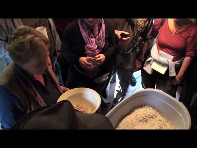 Печем Хлеб в гостях у Зеппа Хольцера