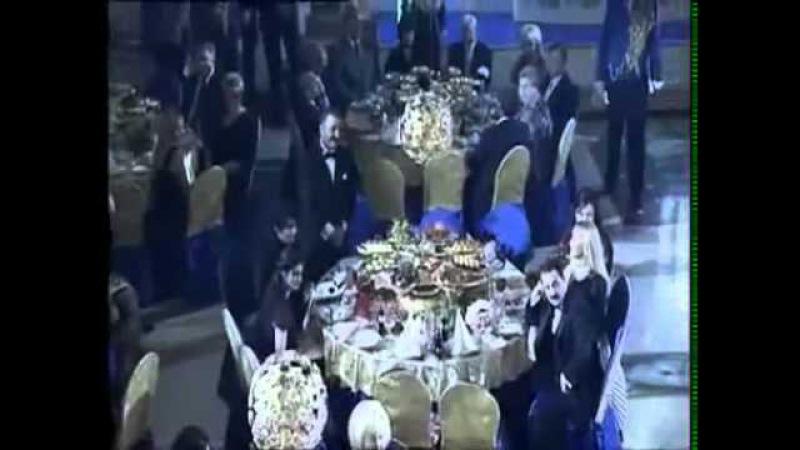 Юрий Лужков на дне рождения Тельмана Исмаилова