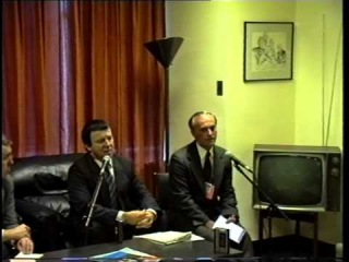 Анатолий кашпировский - Редкая запись из личного архива. Встреча в ООН. 6 ноября 1991 г.