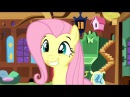 Fluttershy's squee