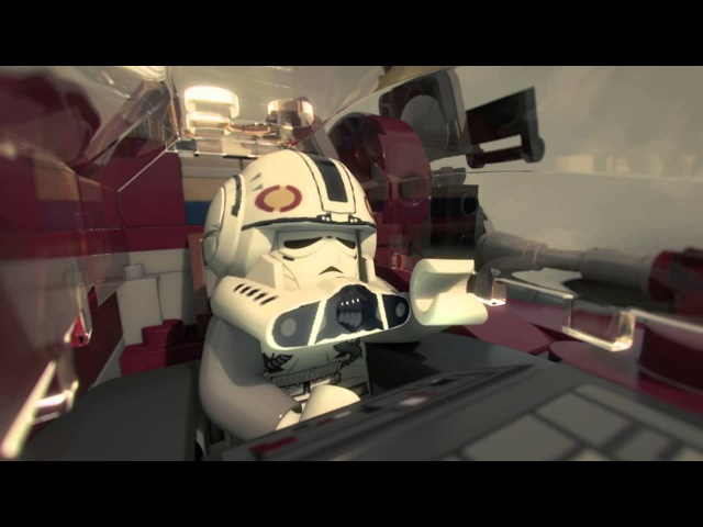 LEGO® Star Wars™ - Мини-мульт 3 - Окрестности Кашиик