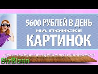 5600 рублей в день на поиске картинок. Кристина Александровна Силаева