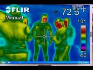 Как обмануть тепловой датчик движения. Часть 1.