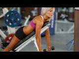 Фитнес тренировка на мышцы плеч