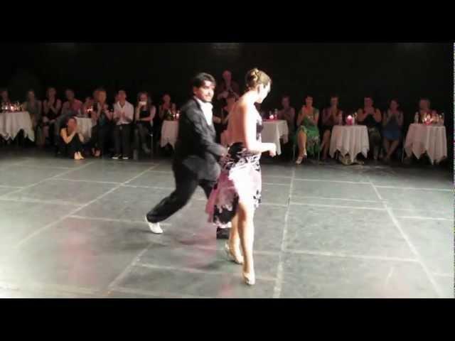 Ariadna Naveira Fernando Sanchez - Tango Malevaje Festival 2012