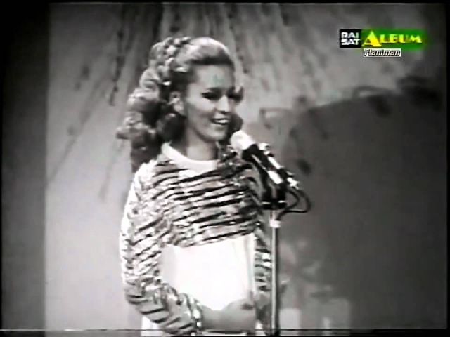 ♫ Iva Zanicchi ♪ L'arca di Noè (1970) ♫ Video Audio Restaurati HD