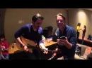 Colin O'Donoghue & Sean Maguire singing in Rio '2015