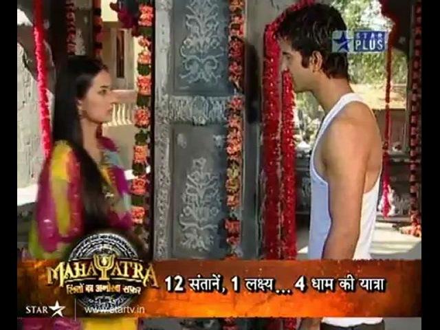 Barun Sobti in Shraddha Scene 101