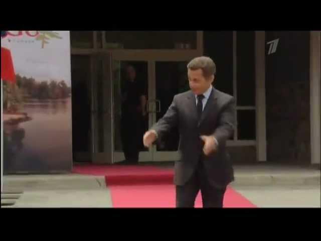 Yesterday Live - Николя Саркози (Nicolas Sarkozy)