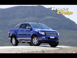 RaceChip on Ford Ranger 2.2