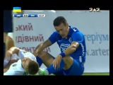 Ворскла - Дніпро - 1:1. Відео матчу