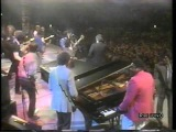 Jerry Lee Lewis,Fats Domino,Ray Charles,James Brown - Rock'n Roll Convention Rome 1989.mpg