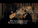 Daniel Zapico Pablo Zapico Preludio Passacaglia Fandango Vídeo 8 10 HD