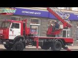 В Донбассе продолжают демонтировать украинскую символику