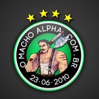 O Macho Alpha - Um site para homens de verdade