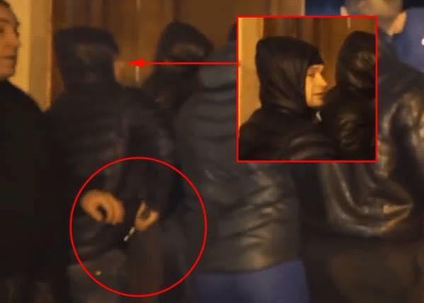"""Вблизи места взрыва автомобиля комбата """"Слобожанщины"""" найдена неразорвавшаяся мина, - МВД - Цензор.НЕТ 4200"""