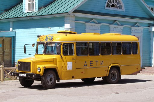 малого класса КАвЗ-3244
