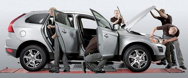 условия гарантии автомобилей вольво