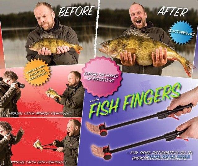 Как фотографировать рыбу