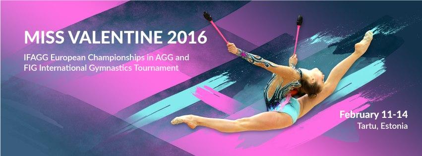 22nd Miss Valentine 2016, 11-14.02.2016, Tartu, Estonia