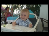 Bodrum. Kadikale Resort 2012 - Максимкин первый отпуск