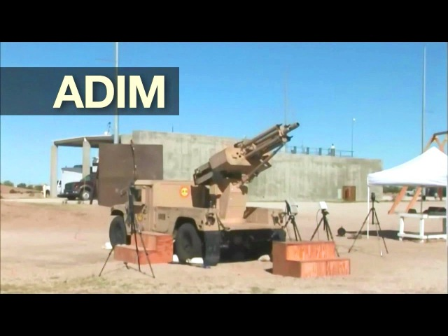US Army ARDEC - Munitions Technology [720p]
