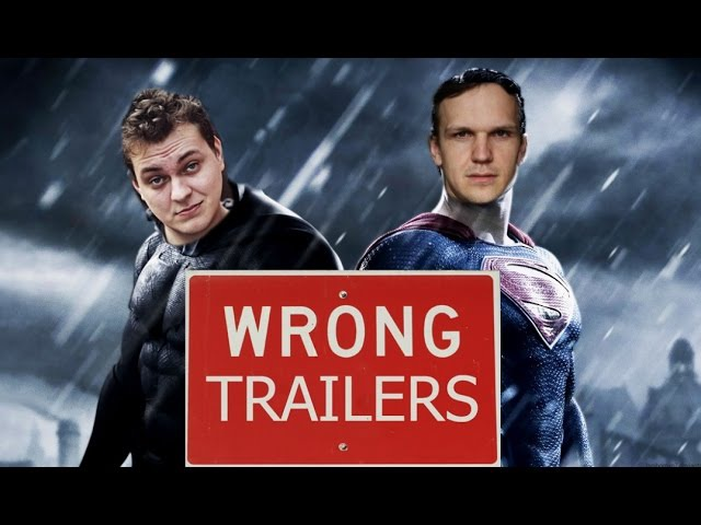 Бэтмен против Супермена ► Wrong Trailer 8 (Хованский против Ларина)
