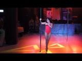 Pole Dance - Eva Bembo - The Snake Mutation - PDVA World Best Live Performance 2014