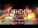 Lichdom Battlemage PS4 Xbox One Worst Frame Rate We've Ever Tested