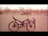 Recumbent bike ride fwd diy bucharest 4
