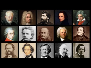 The Very Best Classical Music - Beethoven, Mozart, Chopin, Tchaikovsky.....relax and study