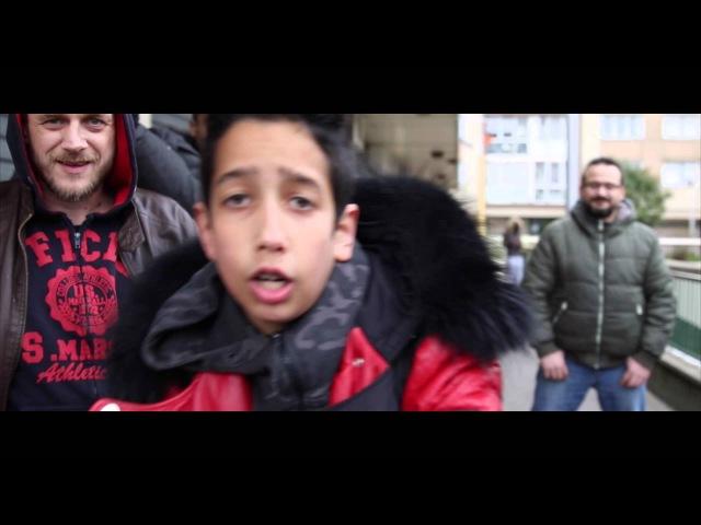 GROS ft. ALKPOTE DEMON ONE - Dégats [OKLM Radio]
