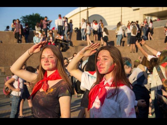 Дримфлеш 2016 Хабаровск ч.1