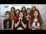 160610 뮤직뱅크 트와이스(TWICE) 출연자대기실 Cut @Music Bank
