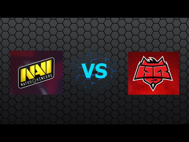 Гранд-финал 2016. ФИНАЛ. NAVI vs HellRaisers. Только бои.