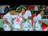 Санкт-Паули - Севилья 1-2 (Обзор матча)