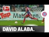 Alaba Does it Again – Free-Kick Magic Made in Austria