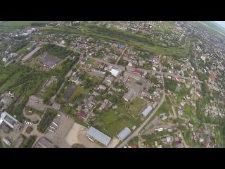 Новоселица, Прут, селище