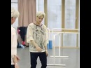 Kai dancing ballet ... our dancing machine 😊 😆
