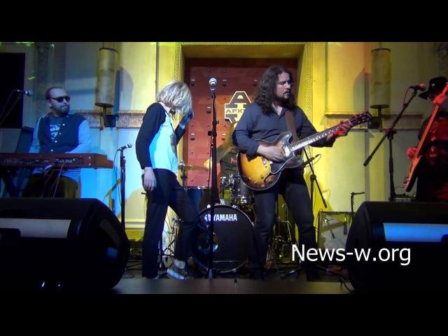 Вечер памяти Александра Барыкина 28.03.2016 - Концерт