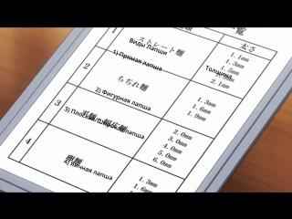 [AnimeJet] Shokugeki no Soma 2 02 / Повар-боец Сома 2 серия 2 сезона озвучка [IIIaurma & Lady_Candy]