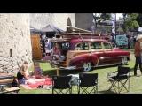 Крутые тачки, музыка в стиле рокабилли и девушки с картинки на фестиваль в Хаапсалу привезли Америку 50-х