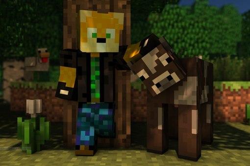 аватарки на тему minecraft: