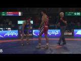 Талыши онлайн - Round 3 GR - 75 kg_ R. ALIYEV (AZE) df. I. PYSHKOV (UKR), 3-0
