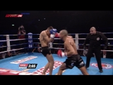 Mohammed Jaraya vs Nordin Ben Moh. СУПЕР БОЙ!