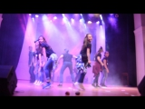 Посвящение первокурсников ФТИ 2016. Танец актива