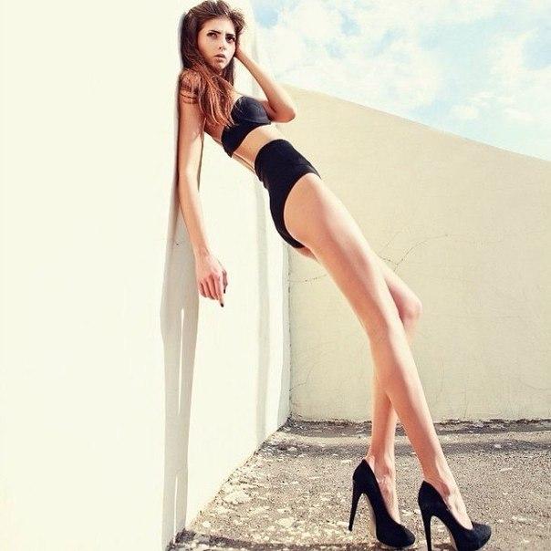 Как сделать чтобы ноги были длинными